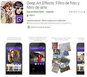 Aplicaciones para darles un toque artistico en tus fotos