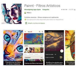 aplicaciones para darles un toque artistico a tus fotos